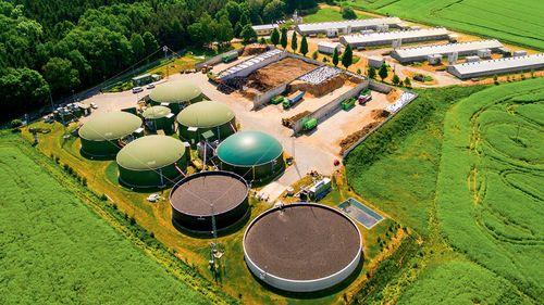 На очисних спорудах Львівщини планують виробляти біогаз