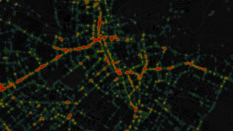 Онлайн-карта ДТП Львова