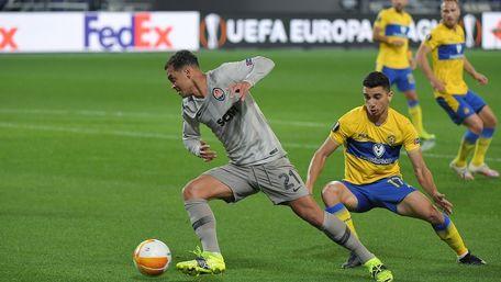 Донецький «Шахтар» обіграв «Маккабі» у матчі Ліги Європи