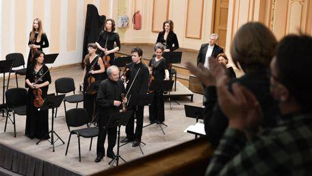 Оркестр «Віртуози Львова» запрошує на концерти Вівальді та «львівського Моцарта»