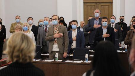 У Львівській міськраді створять депутатський хор
