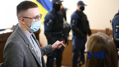 Львівська міськрада засудила вирок Сергію Стерненку