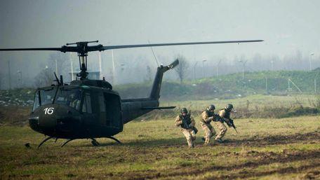 На одеському заводі збиратимуть американські військові гелікоптери «Ірокез»