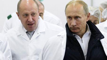 ФБР США оголосило у розшук «кухаря Путіна» Євгена Пригожина