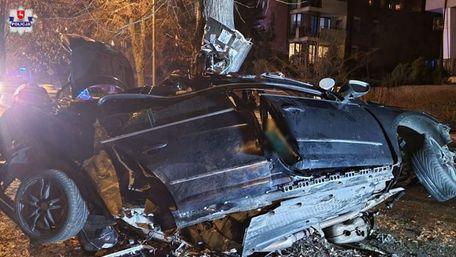 Двоє українців загинули в ДТП у Любліні