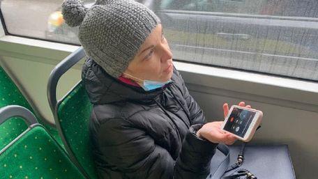 Львівську депутатку оштрафували за безквитковий проїзд у тролейбусі