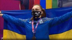 Ще одна українська важкоатлетка здобула золото начемпіонаті Європи вРосії