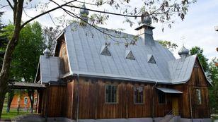 Священик ПЦУ заперечив намір знести дерев'яну церкву в Рудному