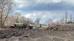 Британський телеканал показав військовий табір росіян біля України