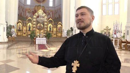 Кондитер з Іспанії став священиком у Новому Роздолі