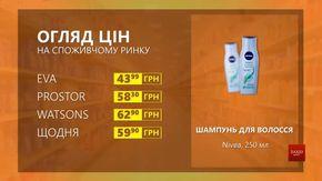 Огляд цін на шампунь для волосся Nivea у мережевих магазинах