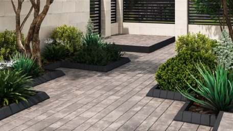 Природа під ногами: нові трендові кольори тротуарної плитки
