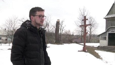 27-річний Станіслав Клосовський збирає історію та відроджує своє село на Львівщині