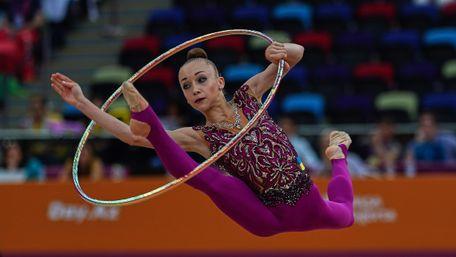 Львів'янка Христина Погранична увійшла в десятку найкращих гімнасток світу