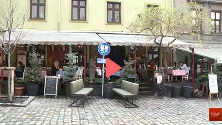 У Львові відновили роботу літні тераси та непродовольчі ринки