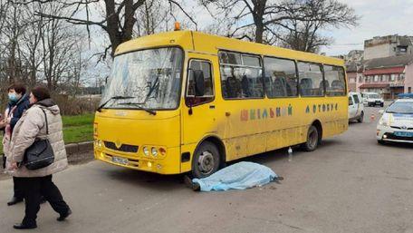 Водій «Школярика» на Львівщині раптово помер під час перевезення дітей