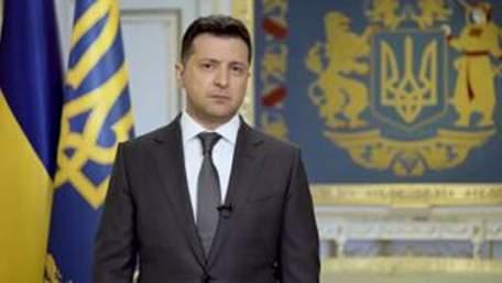 Володимир Зеленський запропонував Путіну зустрітися на окупованому Донбасі