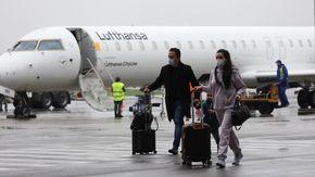 До Львова прилетів перший рейс Lufthansa із Франкфурта