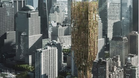 Живий хмарочос львівських архітекторів переміг на міжнародному конкурсі