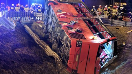 Чому українські автобуси розбиваються у Польщі?