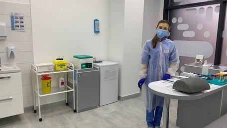 У Львові  лабораторія «Ескулаб» почала робити аналізи у вихідні дні