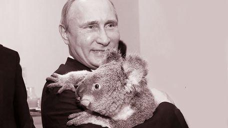 Зловмисна Росія і прозріння Заходу