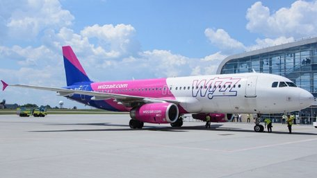 Wizz Air відкриває чотири нові авіарейси зі Львова