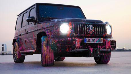 Mercedes-AMG показав провокаційний рекламний ролик