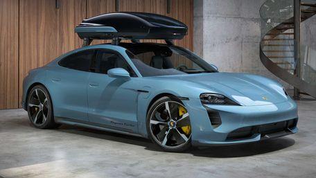 Porsche представила багажник на дах, що витримує швидкість 200 км/год