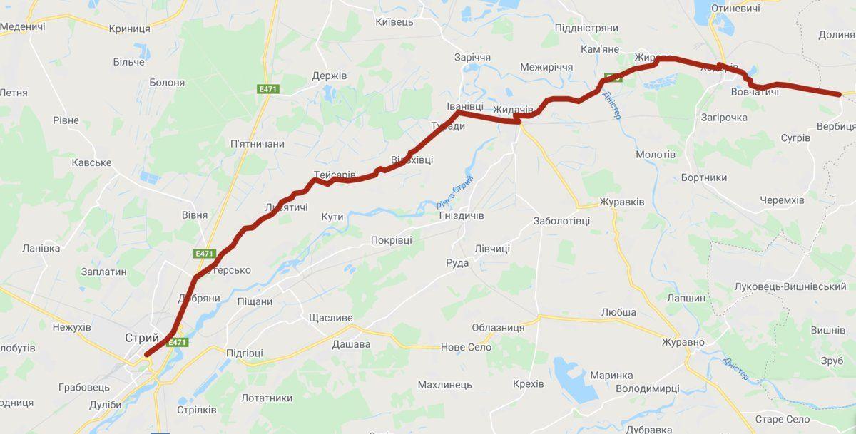 «Онур» відремонтує дорогу зі Стрия до Ходорова за півтора мільярда гривень, фото-1