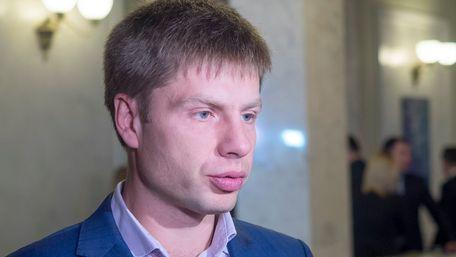 У нардепа Олексія Гончаренка вкрали в поїзді сумку з грошима
