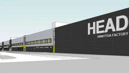 Найбільший у Європі завод гірськолижного спорядження будують у Вінниці