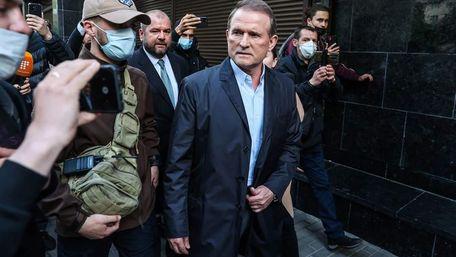Звинувачений у держзраді Віктор Медведчук отримав домашній арешт