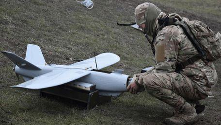 Збройні сили України взяли на озброєння безпілотник «Лелека 100»