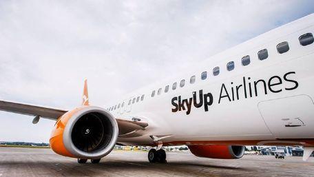 SkyUp скасував авіарейси зі Львова у Запоріжжя