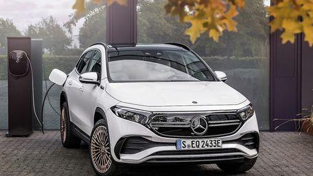 Як отримати вигоду 10% на екологічно чистий Mercedes-Benz
