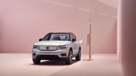 Електричний кросовер Volvo XC40 Recharge вже можна купити в Україні