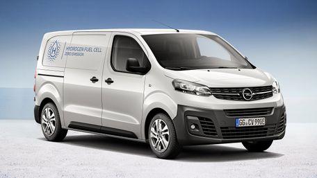 Opel випускатиме комерційний фургон на водні