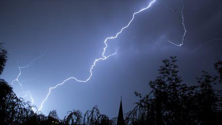 Синоптики оголосили у Львові штормове попередження