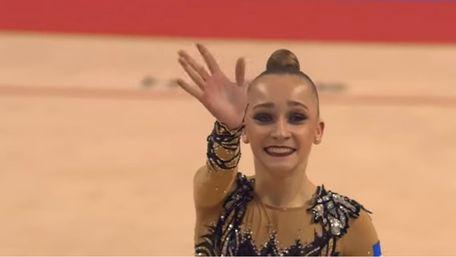 Христина Погранична стала фіналісткою Чемпіонату Європи