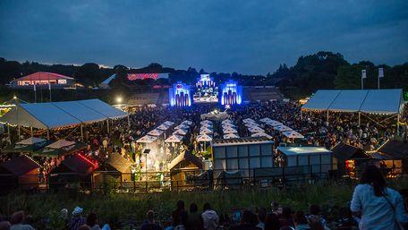 На Leopolis Jazz Fest облаштують три пікнікові зони