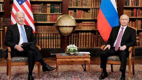 Про Україну без України. Головне із зустрічі Байдена і Путіна
