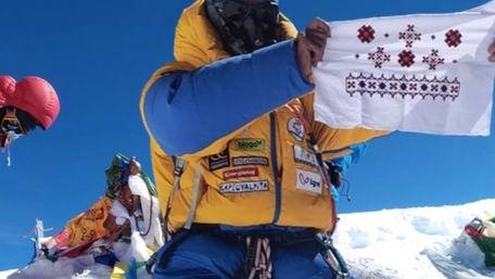 Альпіністка Христина Мохнацька зізналась у підробці фото з підйому на Еверест
