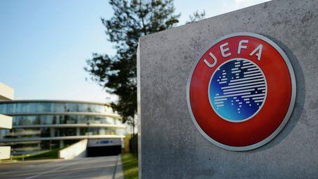 УЄФА призупинила проведення будь-яких заходів під своєю егідою в Білорусі