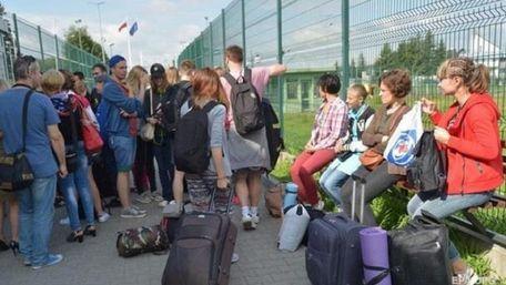 У Польщі зросла кількість українських заробітчан, які хочуть працювати в Німеччині