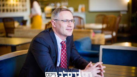 Ізраїль призначив послом в Україні Михайла Бродського