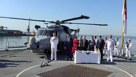 Україна домовилася з Великою Британією про спільне виробництво військових кораблів