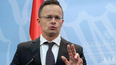 Угорський міністр вимагає від України дозволити державне управління мовами меншин