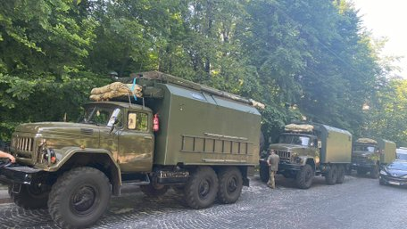 УГКЦ заявила про рейдерське захоплення Митрополичих садів у Львові