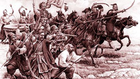 Українському націоналізму, можливо, пощастило, що Катерина II знищила Запорізьку Січ